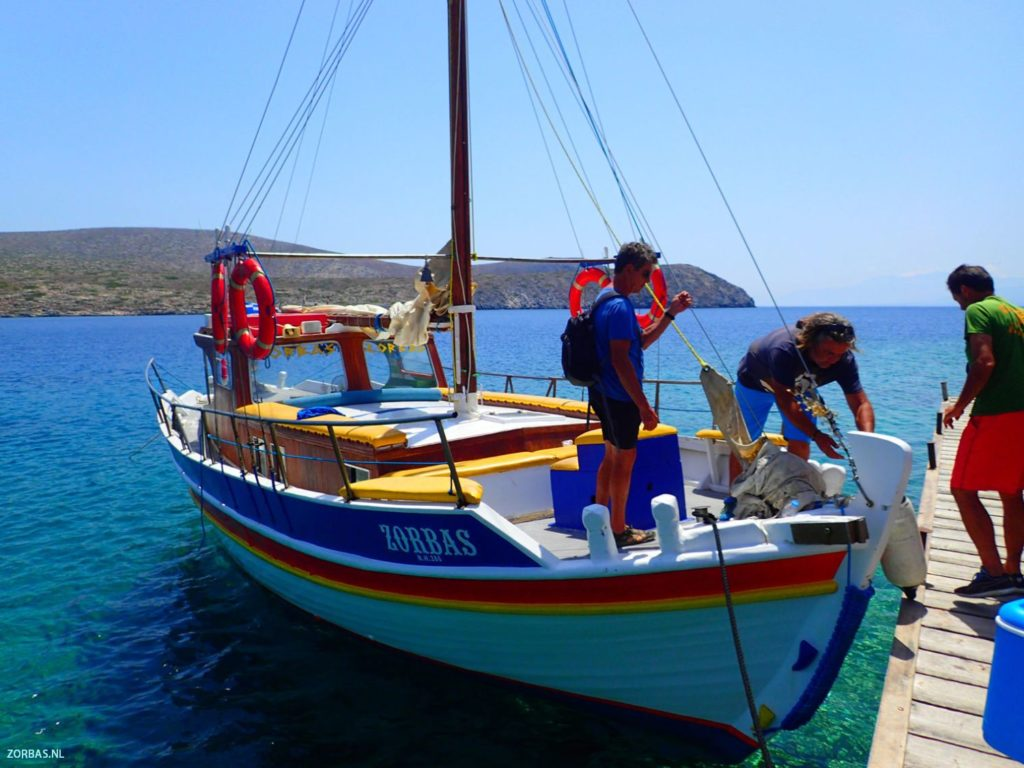Boat excursions in Crete Greece 1024x768 - BOAT TRIPS