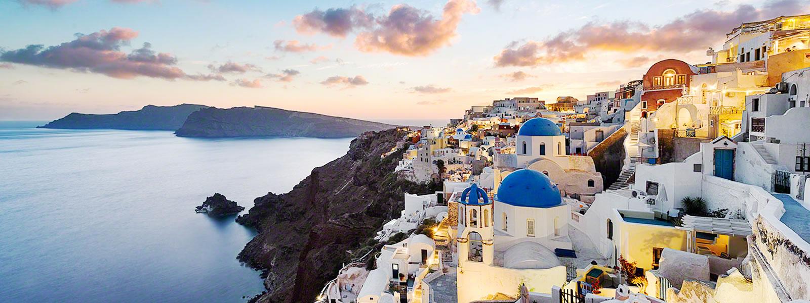 Fyra Santorini Sunset