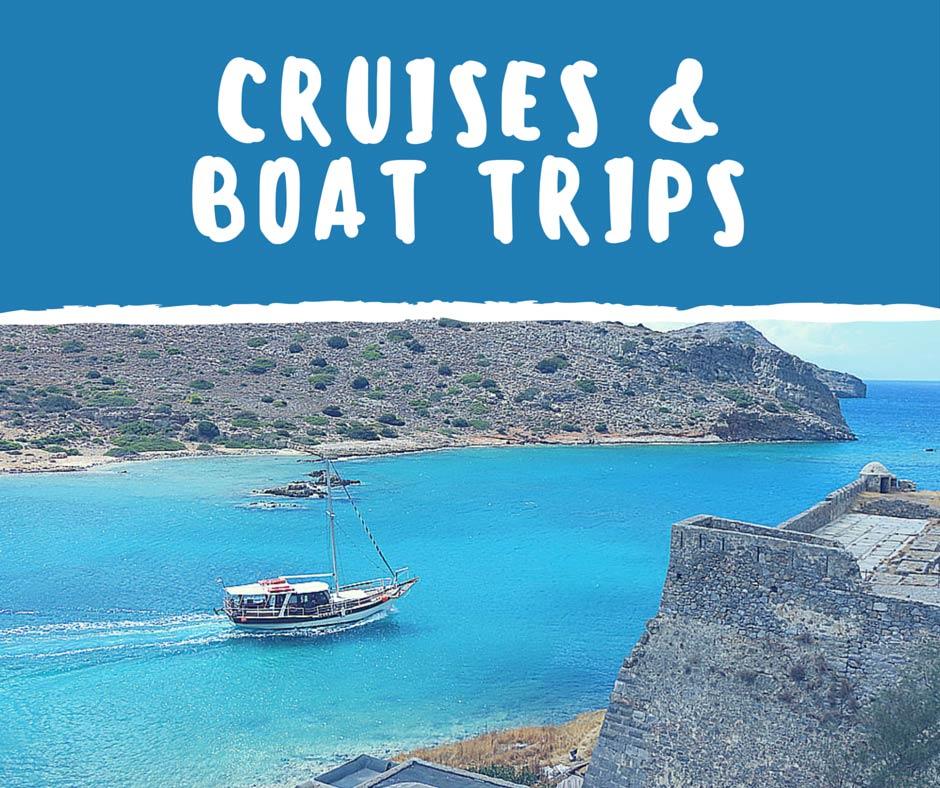 boat trips in crete222 - CRUISES