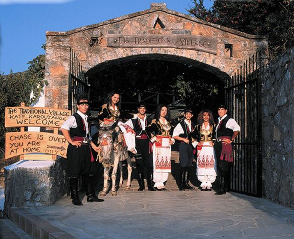 Cretan Folklore Night with Live Music, Dance, and Greek Dinner