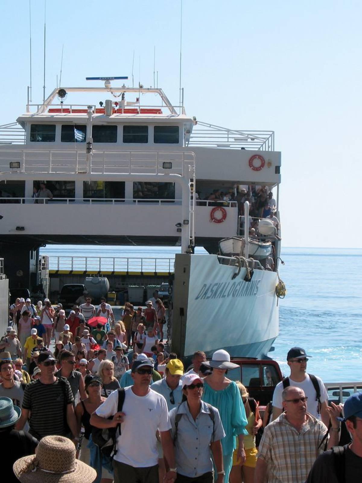 Boat to Samaria 16 - SAMARIA
