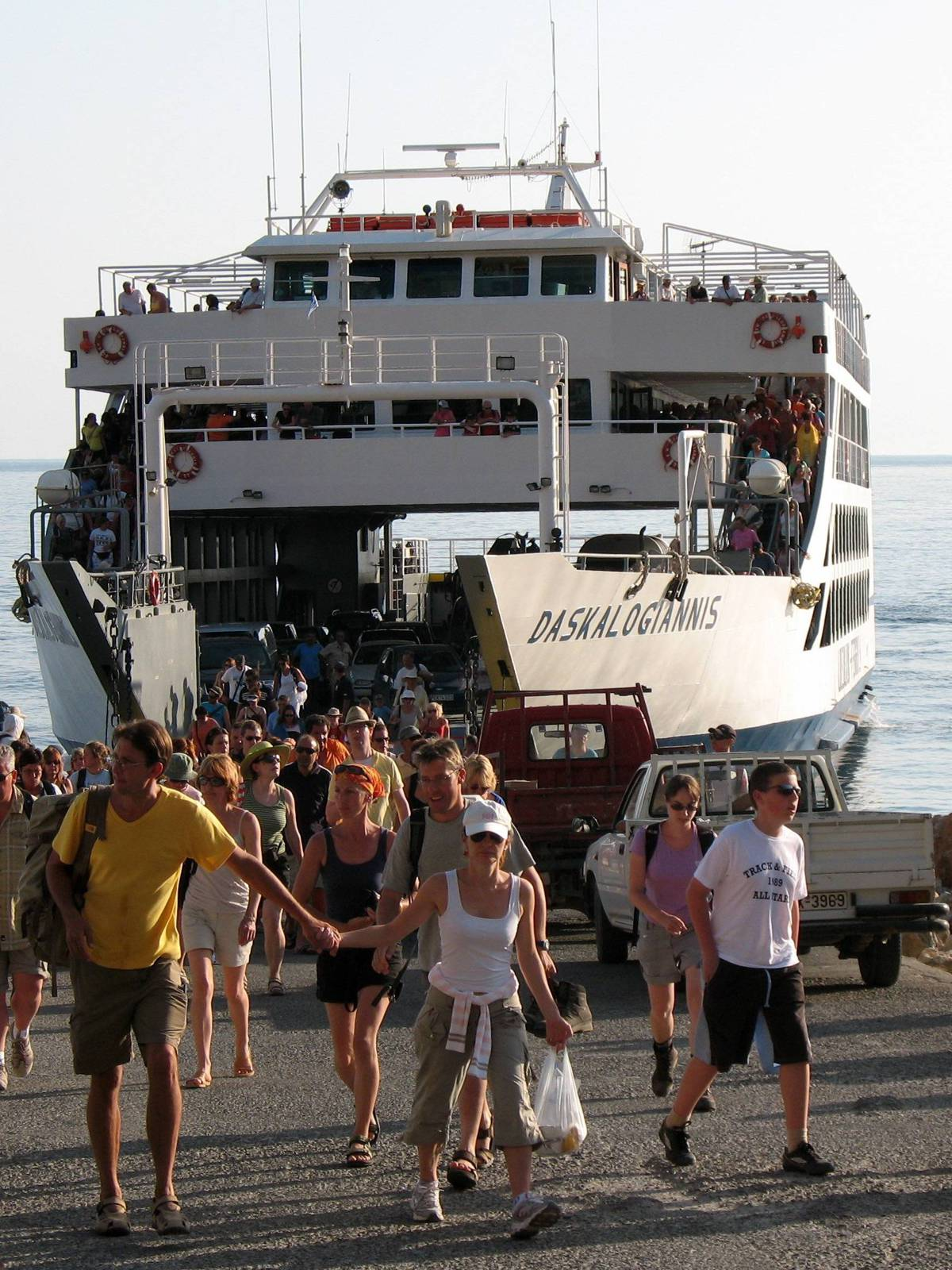Boat to samaria 15 - SAMARIA