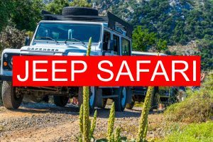 JEEP SAFARI CRETAN LIFE