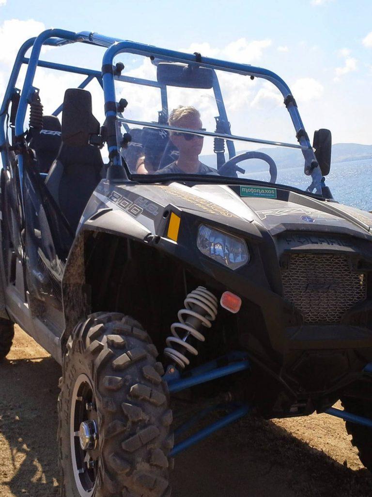 Buggy Safari in Crete