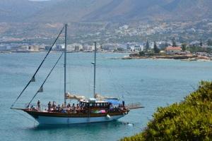 eleni boat cruise