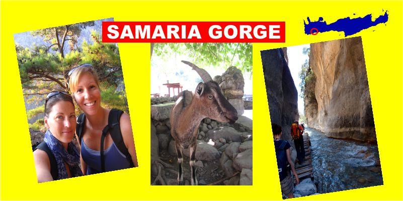 SAMARIA GORGE 1