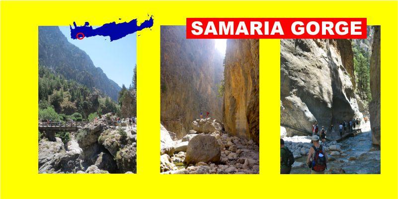 SAMARIA GORGE 3