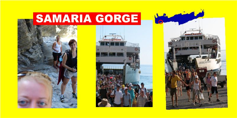 SAMARIA GORGE 5