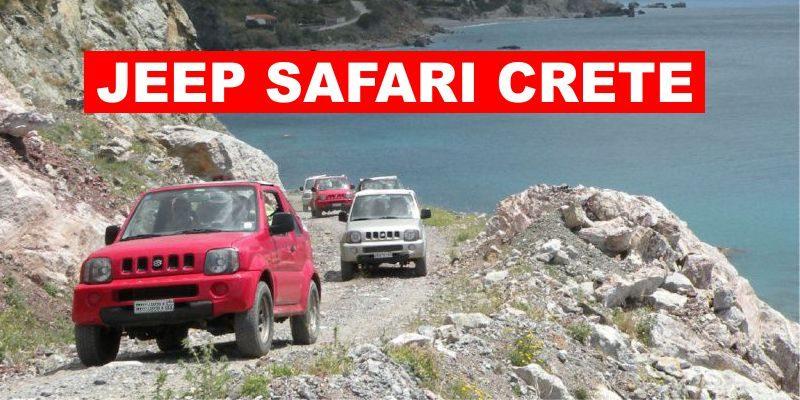 jeep safari crete