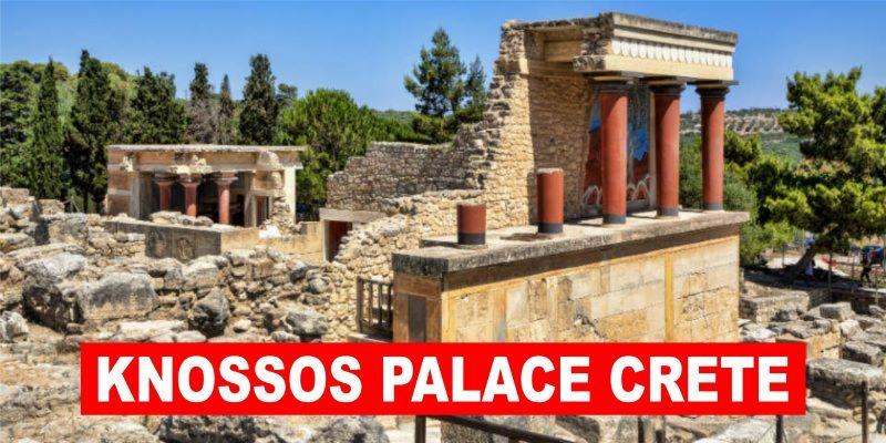 tour to knossos palace